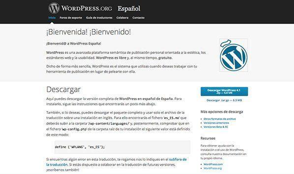 curso wordpress en sabadell