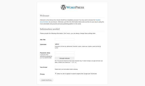 curso wordpress terrassa