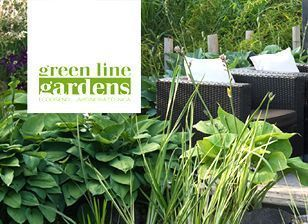landing page diseño de jardines
