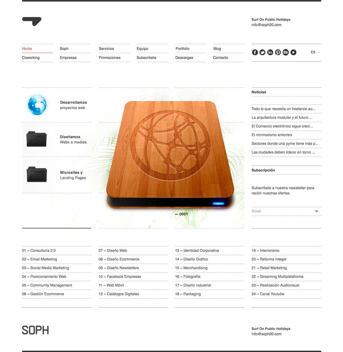 soph design