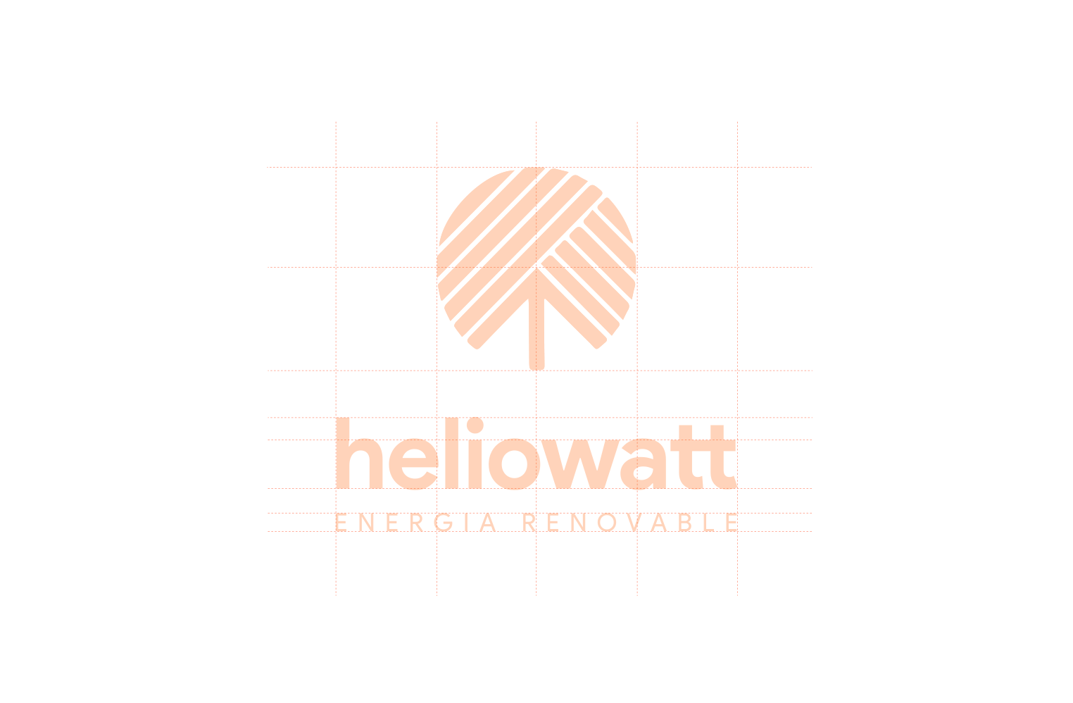 construcción logo heliowatt